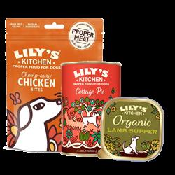 Lilys Dog Food
