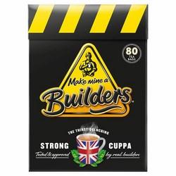 Make Mine a Builder's Tea