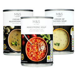 Marks and Spencer Groceries