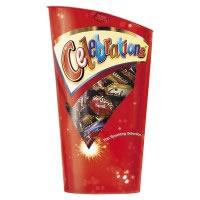 Mars Chocolate Celebrations