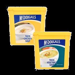 McDougalls Catering Soup Mixes