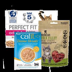 Miscellaneous Cat Food Brands