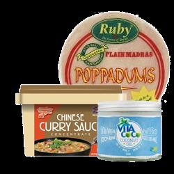Mixed Brand International Cuisine