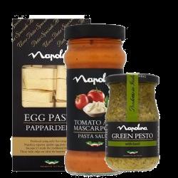 Napolina Pasta and Sauce