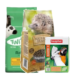 Small Pet and Animals food
