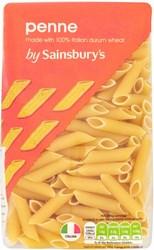 Sainsbury Dry Pasta and Pasta Sauces