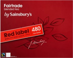 Sainsbury Tea