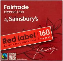 Sainsbury Traditional Teas