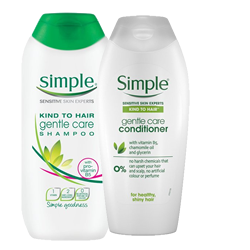 Simple Haircare
