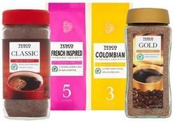 Tesco Coffee