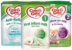 Cow and Gate Baby Milk