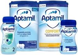 Aptamil Baby Milk and Formula