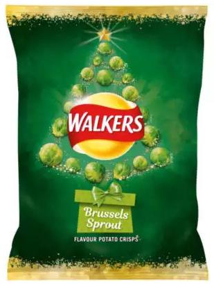 Britstores Christmas Edible Oddities