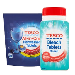 Tesco Household Products