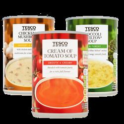 Tesco Soup