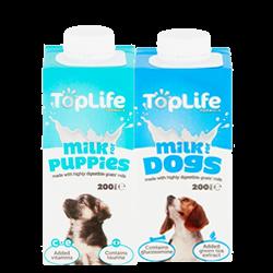 Top Life Puppy Milk