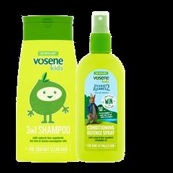Vosene Haircare for Children