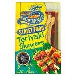 Blue Dragon Street Food Teriyaki Skewers Kit 142G