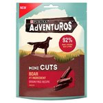 Adventuros Grain Free Mini Cuts Boar Flavour Dog Treat 100g