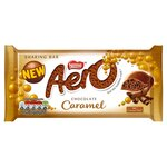 Aero Chocolate Caramel 100g Bar