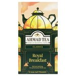 Ahmad Tea Royal Breakfast 15 loose Leaf Pyramids per pack