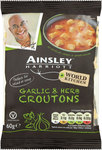 Ainsley Harriott Garlic and Herb Croutons 60g