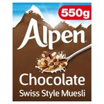 Alpen Dark Chocolate 550g
