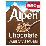 Alpen Dark Chocolate 550g