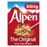 Alpen Original 550g