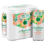 Appletiser Spritzer Apple and Blood Orange 6 x 250ml Cans