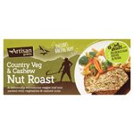 Artisan Grains Cashew and Cranberry Nut Roast Mix 200g
