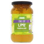 Asda Fine Cut Lime Marmalade 454g