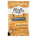 Awfully Posh Pork Scratching Traditional 40g