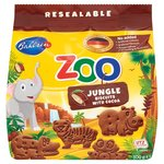 Bahlsen Zoo Jungle Biscuits with Cocoa 125g