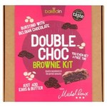 Bakedin Double Choc Brownie Baking Kit 510g