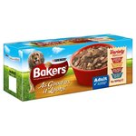 Bakers As Good As It Looks Variety Menus 4 x 280g