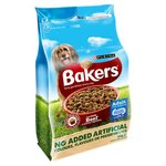 Bakers Complete Beef and Vegetables 5kg