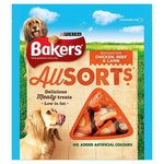 Bakers Dog Treats Chicken and Beef Allsorts 98g
