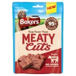 Bakers Meaty Cuts Beef 70g