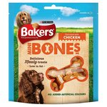 Bakers Mini Bones with Tasty Chicken 94g