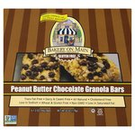 Bakery On Main Peanut Choc Chip Gluten Free Granola Bar 5 per pack