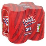 Barr Cola 4 x 330ml