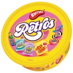 Barratt Retro Sweets Tub 630g