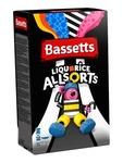 Bassetts Liquorice Allsorts 800g Carton