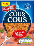 Batchelors Cous Cous Sun Dried Tomato and Garlic 90g