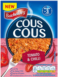 Batchelors Cous Cous Tomato and Chilli 90g