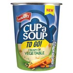 Batchelors Cup A Soup To Go Cream Of Vegetable 38G