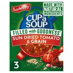 Batchelors Filled With Goodness Sun Dried Tomato and Grain Cup A Soup 79g