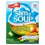 Batchelors Slim A Soup Golden Vegetable 4 sachets