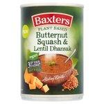 Baxters Plant Based Butternut Squash and Lentil Soup 380g